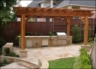 Garden Design Dallas find this pin and more on garden design Garden Design With Arbor Construction Dallas Pergolas Modern Masonry Swimming With Front Yard Landscape Designs From